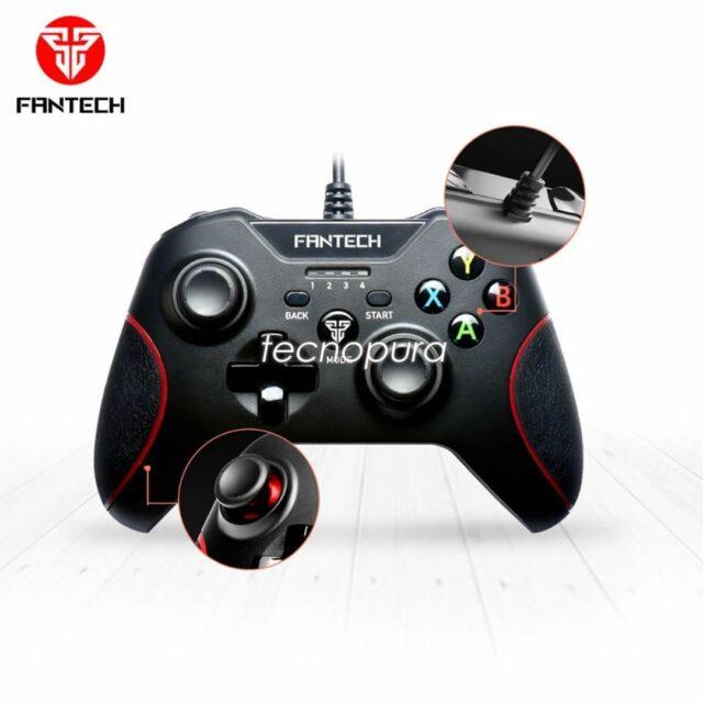 MANDO CONTROL GAMER PAD FANTECH GP11 SHOOTER PARA PC Y PS3 📢¡Nuevo producto!  Este control alámbrico diseñado especialmente para gamers le brinda una nueva experiencia. Su forma ergonómica y peso evita la tensión de ciertas partes de la mano, incluso cuando se lleva varias horas usándolo, lo que se traduce en una mejor experiencia en todos los juegos.  https://www.tecnopura.com/producto/mando-control-gamer-pad-fantech-gp11-shooter-para-pc-y-ps3/